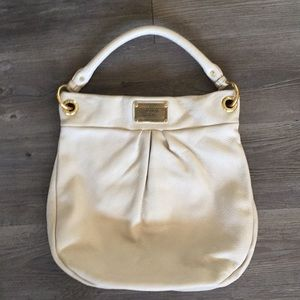 Marc by Marc Jacobs Cream purse